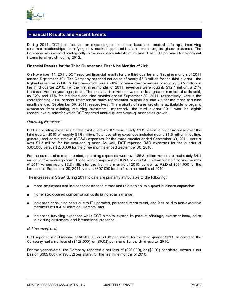 Dcmt 3 q2011_12-09-2011 Slide 2