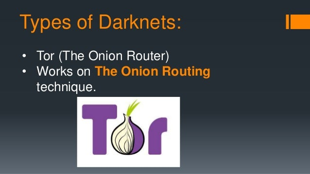 Tor: • Tor is a network that supports onion routing; a way to help make your traffic anonymous. Because the Deep Web is co...