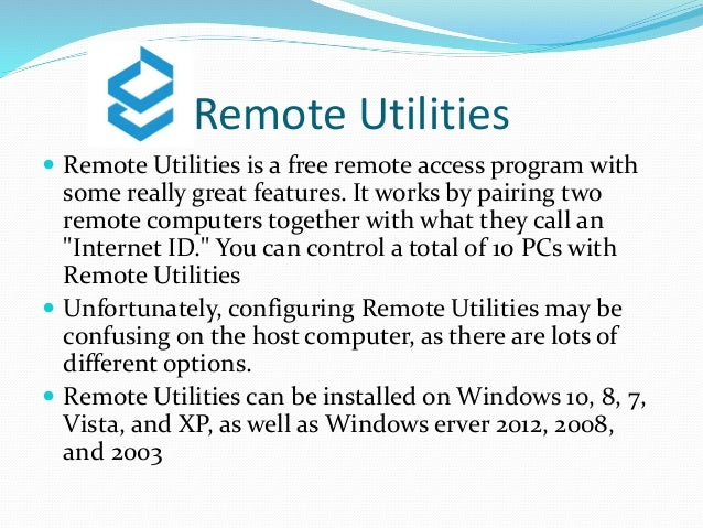 Romote PC Access
