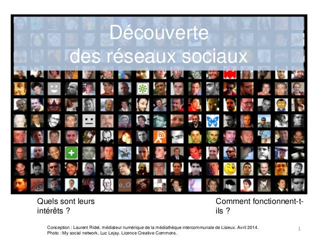 Quels sont leurs intérêts ? Comment fonctionnent-t- ils ? Conception : Laurent Ridel, médiateur numérique de la médiathèqu...