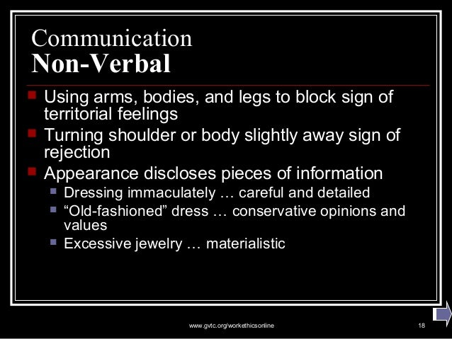Common: Nonverbal Communication and Data Protection Act Sample Essay