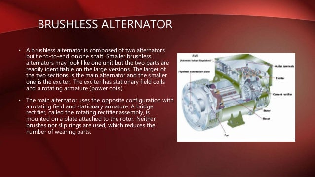 Types Of Alternator Its Application on Rectifier Diagram