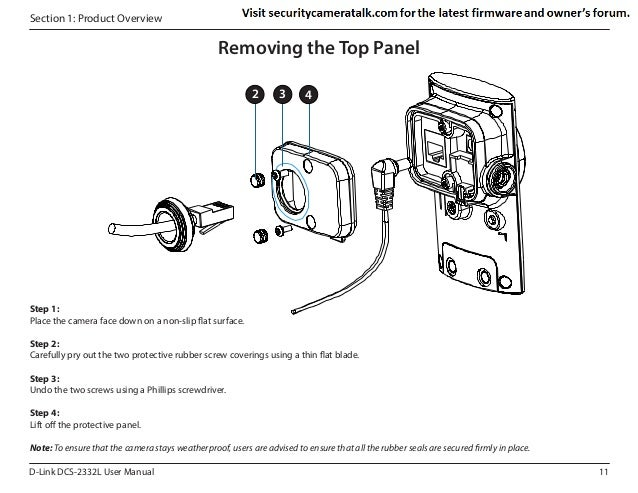 D-Link DCS2332L English User Manual