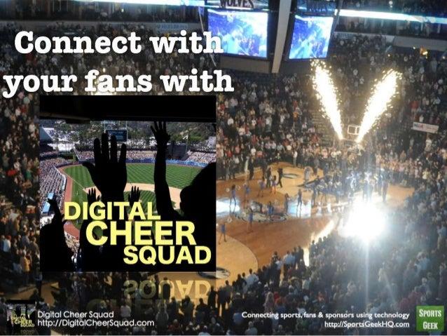 Digital Cheer Squad