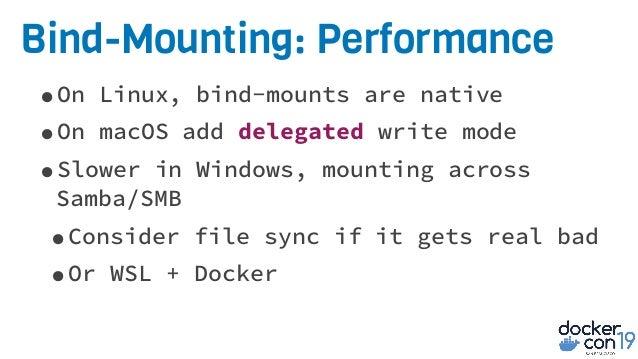 DCSF 19 Node js Rocks in Docker for Dev and Ops