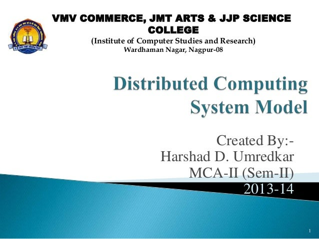 VMV COMMERCE, JMT ARTS & JJP SCIENCE COLLEGE (Institute of Computer Studies and Research) Wardhaman Nagar, Nagpur-08  Crea...