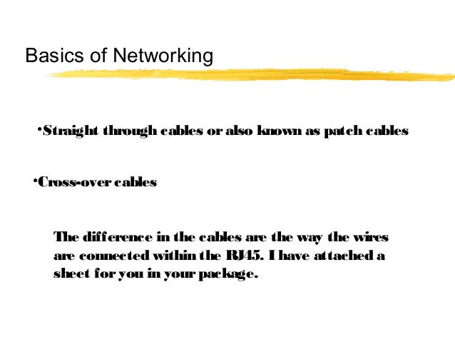 dcs networking