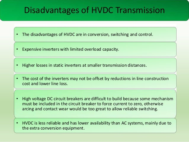 Control of HVDC Systems  Content  • •  Efficient and stable operation. Maximum flexibility of power control without compro...