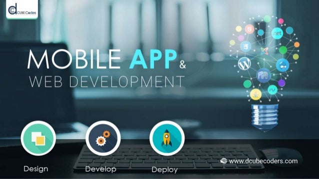 DCube Coders - App Development Company in Noida | Android Apps | iOS App | Best App for Windows