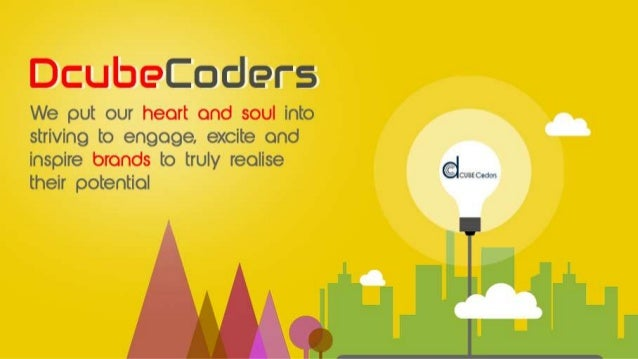 Dcube Coders - Award Winning Web Design and Development Company in Noida