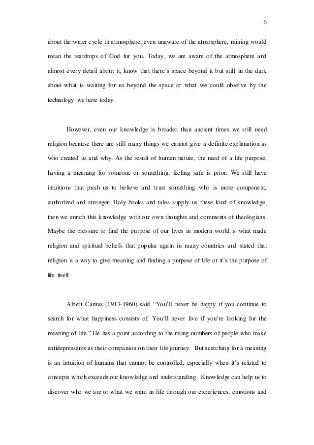 English Essays Book Tok Essay  How To Write A Thesis Paragraph For An Essay also English Class Reflection Essay Essay Meaning Of Life  Underfontanacountryinncom Narrative Essays Examples For High School