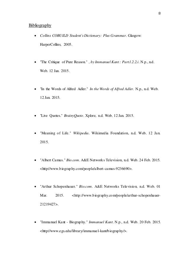 biography of immanuel kant essay For a full biography of kant, see especially kant submits his prize essay to the prussian royal two letters to mr friedrich nicolai from immanuel kant.