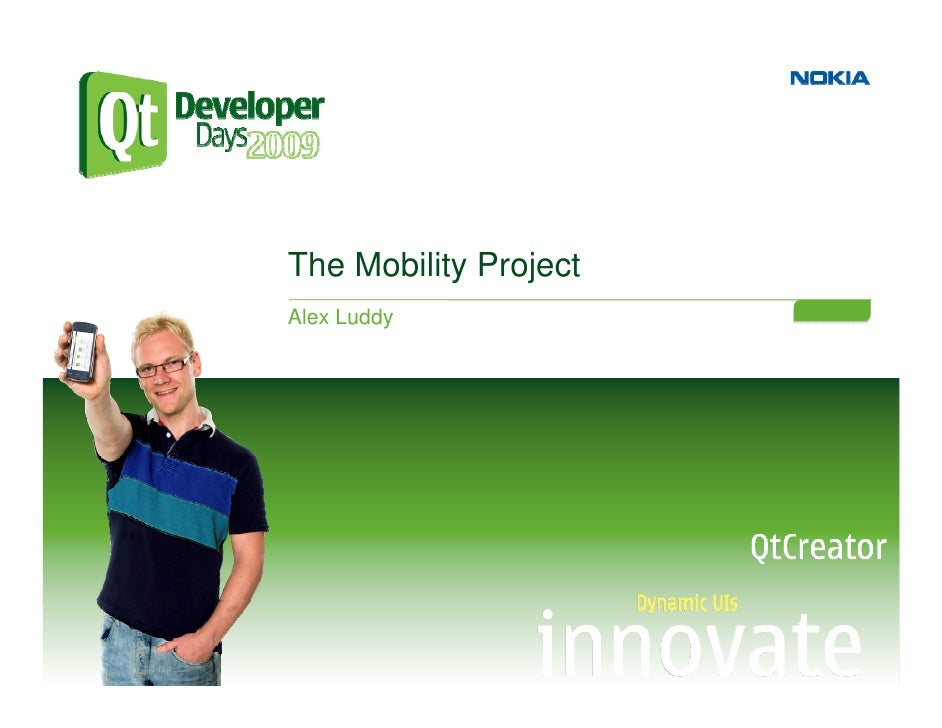 The Mobility Project Alex Luddy