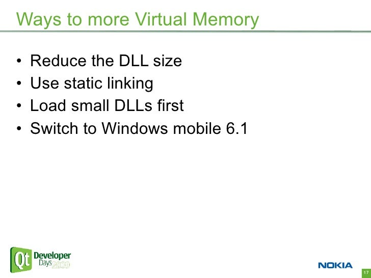 Development with Qt for Windows CE