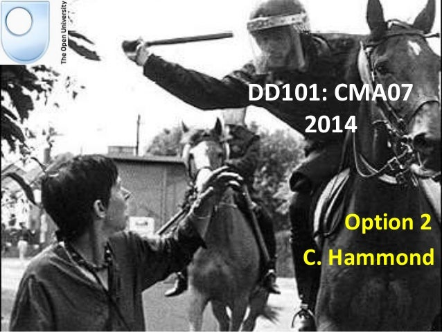 open university dd101 tma 5 Posts about tma written by sonja sonja's open university blog  tma 5 von dd101 war bewertet zurück.