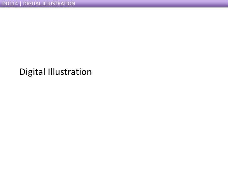 Digital Illustration<br />