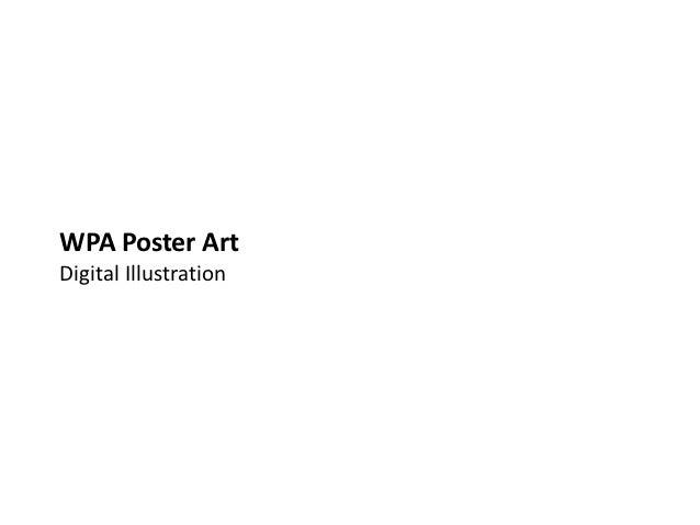 WPA Poster ArtDigital Illustration