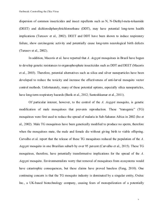 collection research paper abstract format