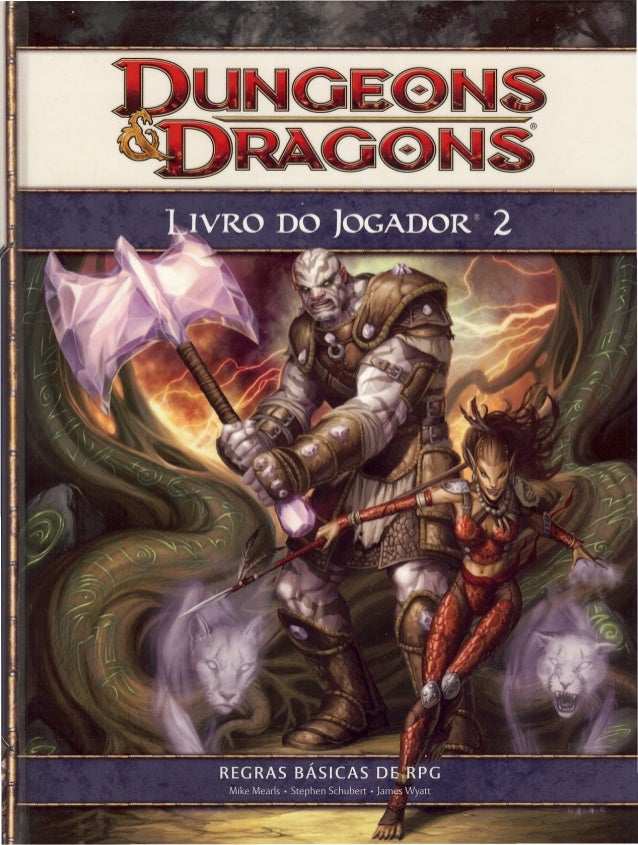 UNOE0NS ·D~OE)NS ~  ?  LIVRO DO JOGADOR  ®  SUPLEMENTODE  Jeremy  Crawford  • Mike Mearls  RPG  • James  Wyatt  2