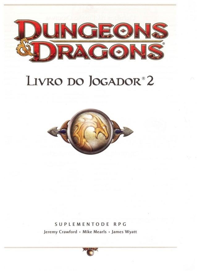 [D&d 4.0] livro do jogador 2 Slide 2