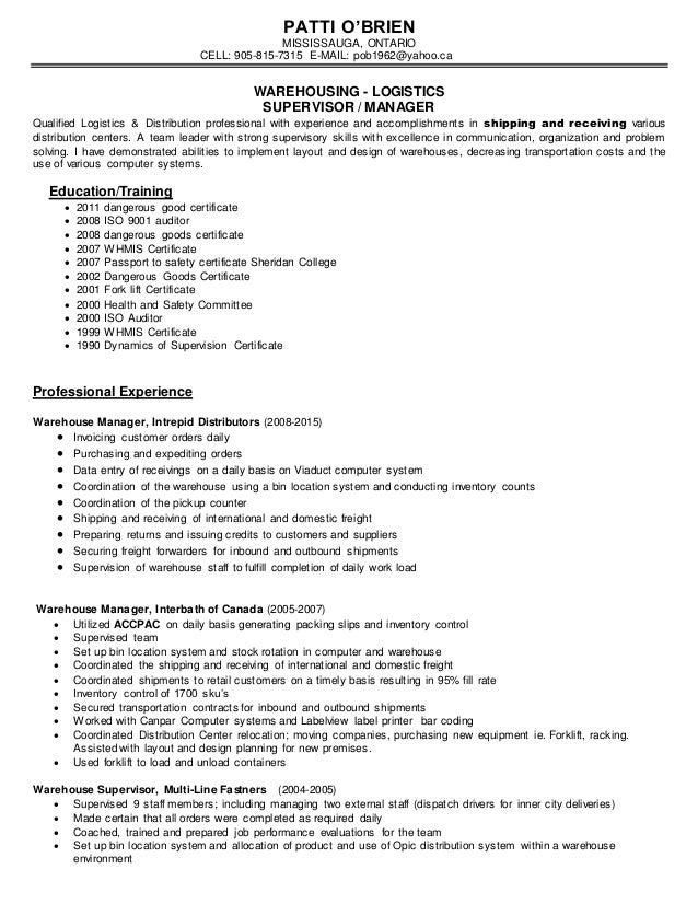professional skills for a resume