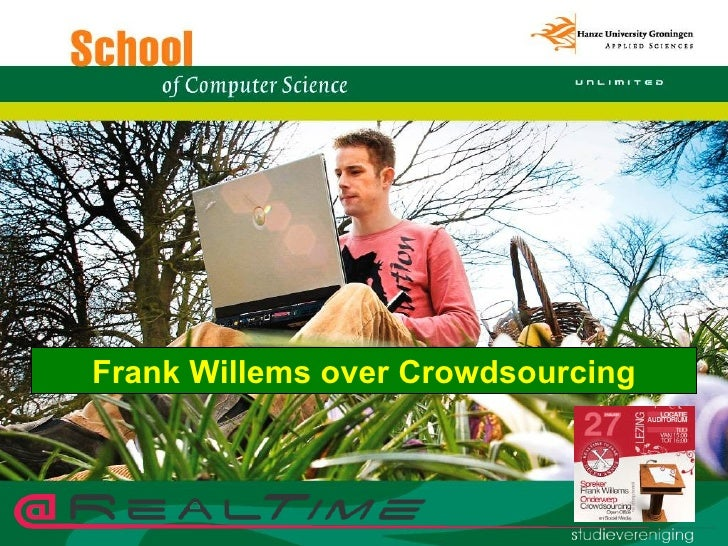 Frank Willems over Crowdsourcing