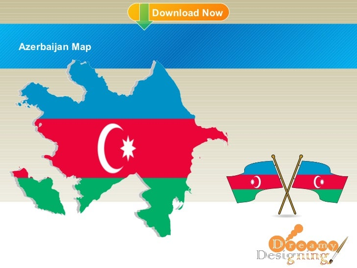 Download NowAzerbaijan Map