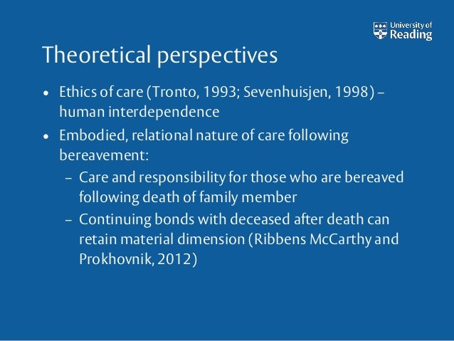 Death in the family as a vital conjuncture? Intergenerational care and responsibility following bereavement in Senegal by Ruth Evans Slide 3