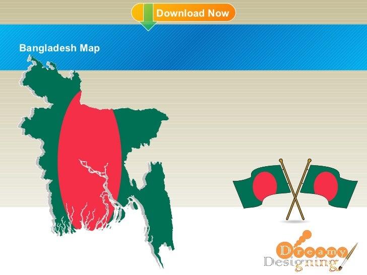 Download NowBangladesh Map