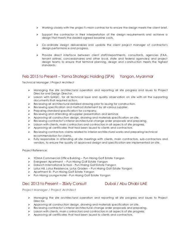 san diego current position technical manager project architect 2