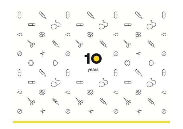 DDB Health turns 10. 5 december 2013