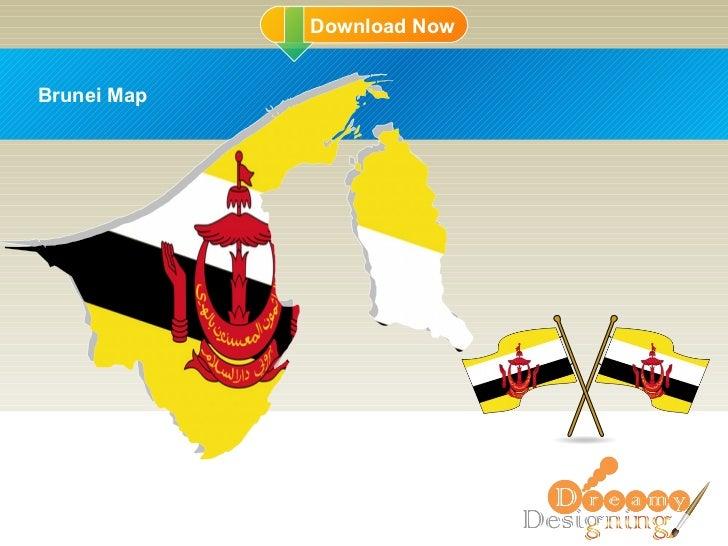 Download NowBrunei Map