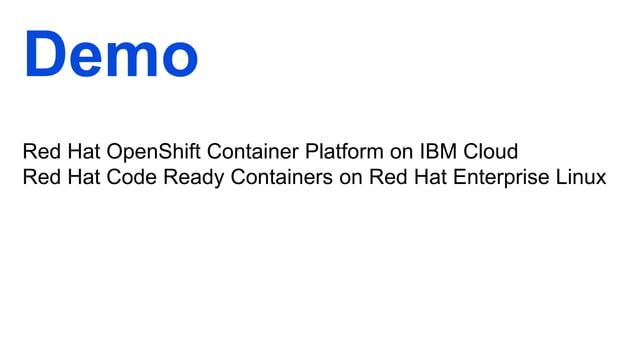 参考: CodeReady ContainersでOpenShift Virtualizationが動いている様子 (Twitterに動画を公開しています) AMD Ryzen 7 3700 (16 vCPUs) 物理メモリ 64GB SSD ...