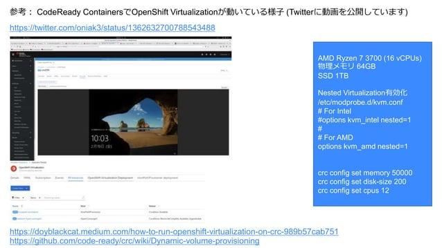 21 OpenShiftの力で 日本の未来を変えよう