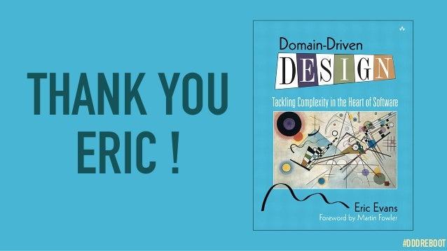 #DDDREBOOT#DDDREBOOT THANK YOU ERIC !
