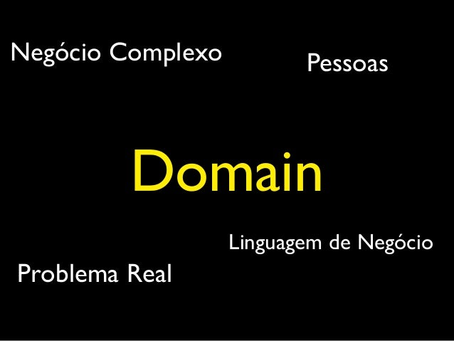 Língua Ubíqua (Ubiquitous Language)