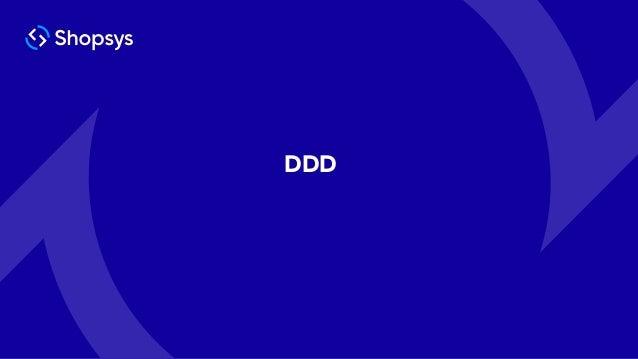 O čem je teda DDD