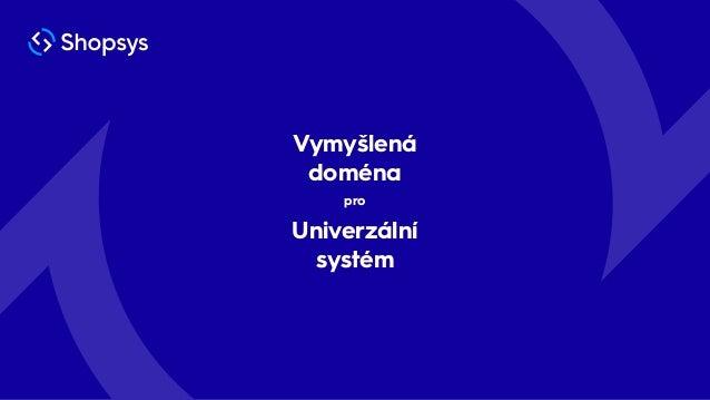 Domain-Driven Design Sraz 6.6.2018