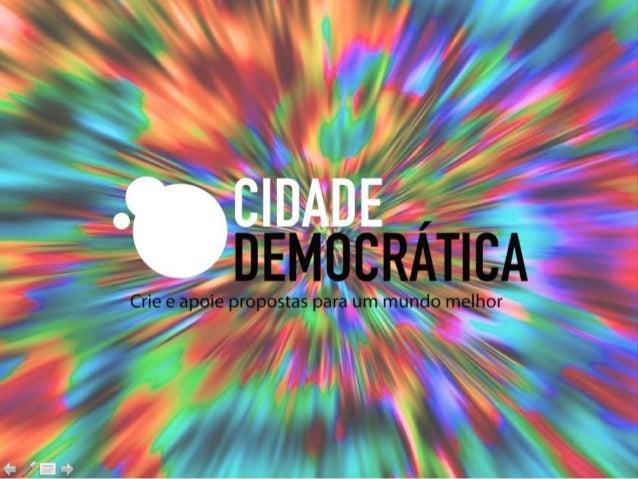 Congresso Democracia Direta Digital