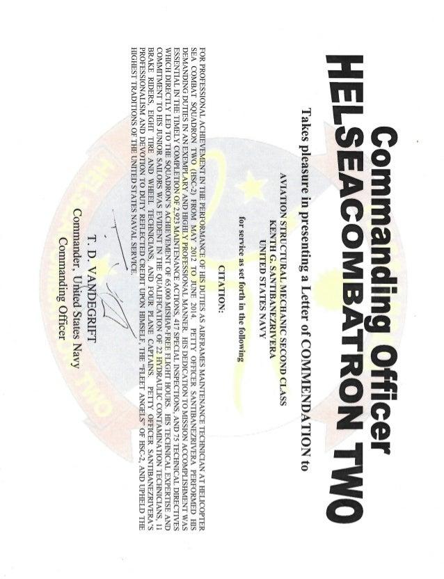 HSC-2 Letter of Citation for Good Performance.PDF