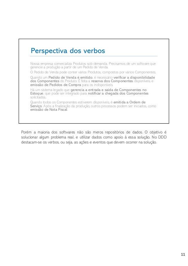 """Subdomínios Com as interações, é possível """"quebrar"""" o domínio inicial em domínios menores dentro de sub-contextos de negóc..."""