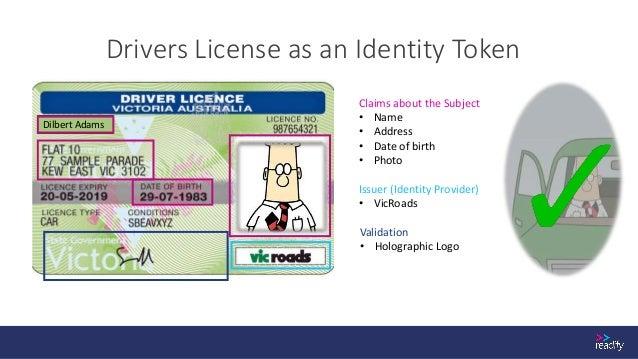 Modern Approach Identity Provider Trust Credentials Token Token Application User / Browser / UI Validation