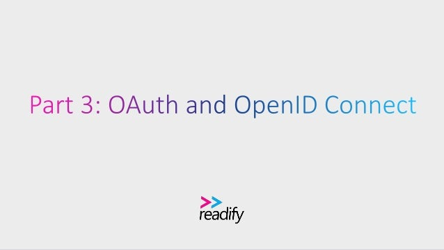 OpenID Connect OpenID Connect is an interoperable authentication protocol based on the OAuth 2.0 family of specifications....