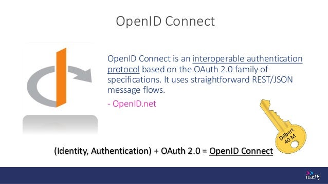 OpenID Connect Concepts Registration Sign Up Client / Relying PartySubject Issuer / IdP  Store ClientId and Secret  Pick...