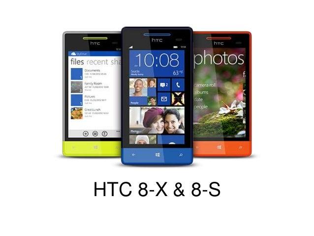 HTC 8-X & 8-S