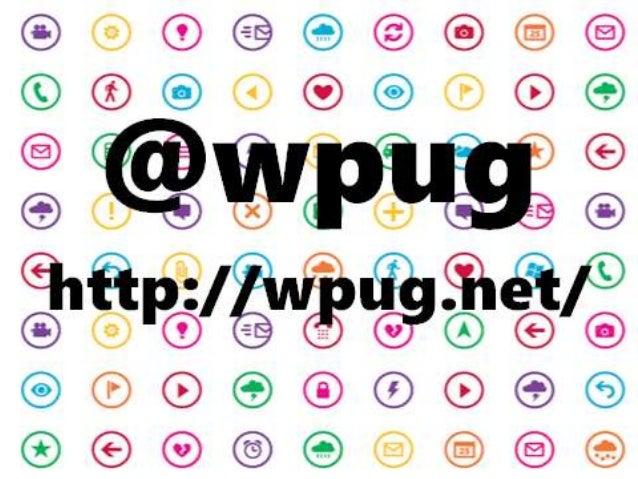 @wpughttp://wpug.net/
