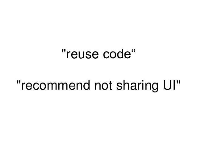 No magic bullet         fork      link files    shared library #compiler directives