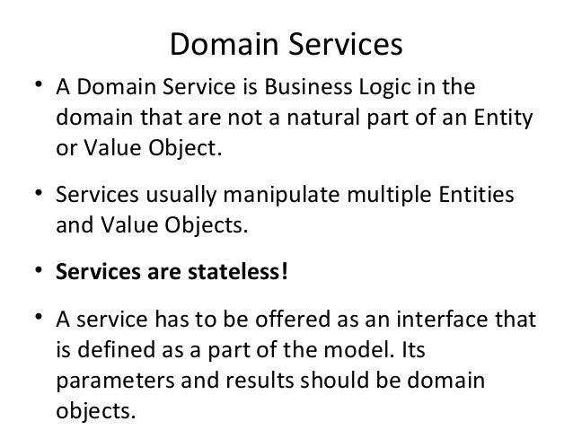 Domain Driven Design DDD