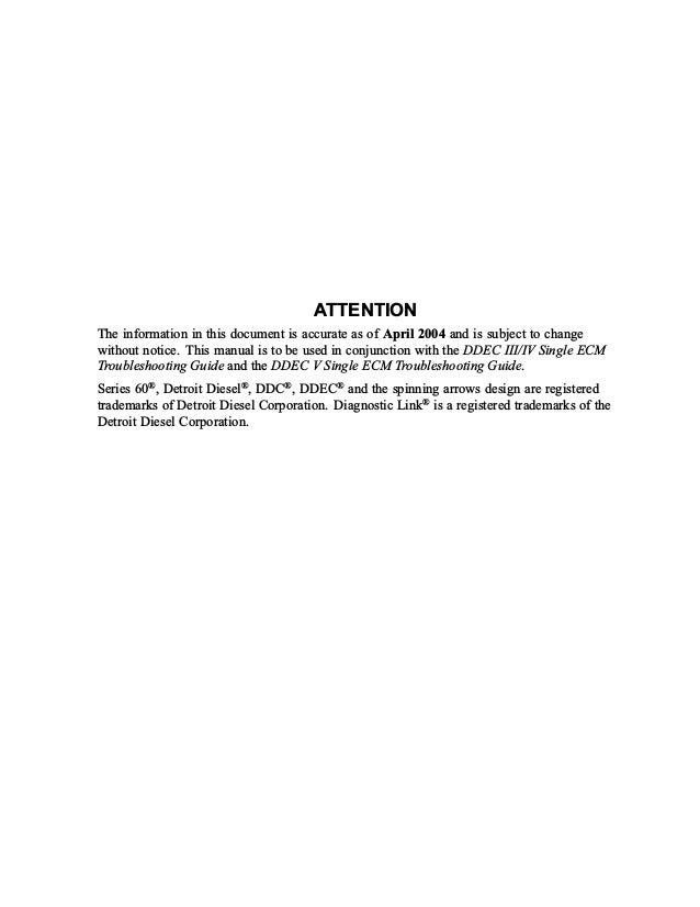 Ddec V Ecm Wiring - All Diagram Schematics Ddec Ecm Wiring Diagram on
