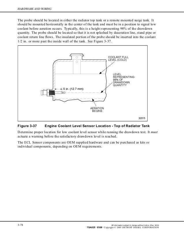 ddec pin datDetroit Wiring Diagram 12 Pin Diagnostic #7